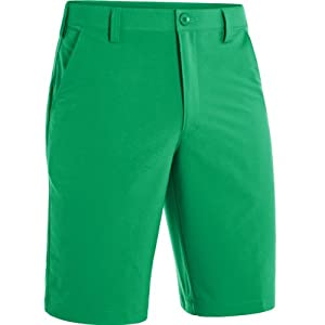 Under Armour Bent Grass 2.0 Men's Shorts Green Fie/Sub Size:30 (EU)