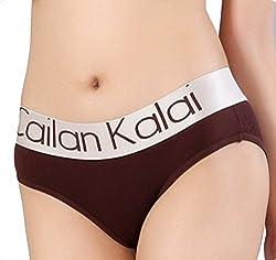 Cailan Kalai with Broad Band Brown Panty
