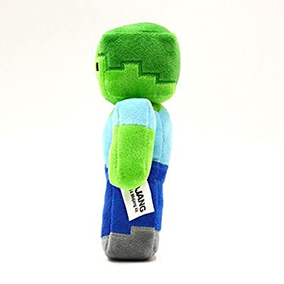 "Minecraft Zombie 6"" Plush Toy for Kids by SKS Express by Minecraft"