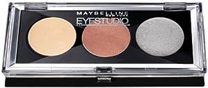 Maybelline New York Eye Studio Color Gleam Cream Eyeshadow, Pedal To The Metal, 0.1 Ounce