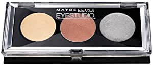 Maybelline New York Eye Studio Color Gleam Cream Eyeshadow, Pedal To The Metal, 0.1 Ounce