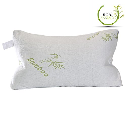 bamboo-pillow-hotel-quality-pillow-with-stay-cool-bamboo-cover-shredded-memory-foam-hypoallergenic-a