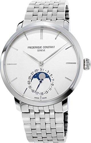 Frederique Constant Geneve Manufacture Moonphase FC-705S4S6B Reloj Automático para hombres Calibre de Manufactura