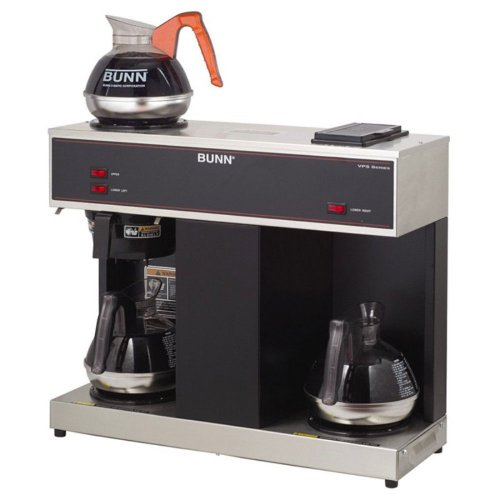 Bunn-Pour-O-Matic-Pour-Over-Coffee-Brewer-Stainless-Steel-Black