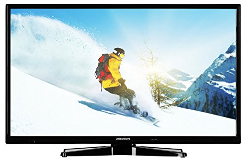 "Medion LIFE P15120 (MD 31020) 80cm (31,5"") LED-Backlight TV, Full HD Display, HD Triple Tuner, Media Player, CI+, 200 Hz (RMR), Videotext, EPG, HDMI, EEK A+, schwarz"