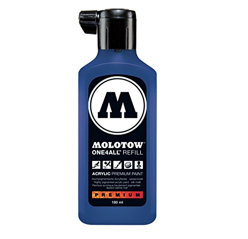 Molotow ONE4all Stylo à peinture Recharges 30ml-Différents coloris