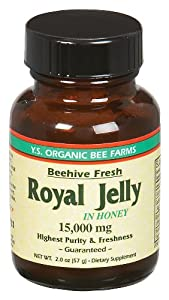 Amazon.com: YS Royal Jelly/Honey Bee - Royal Jelly Bee