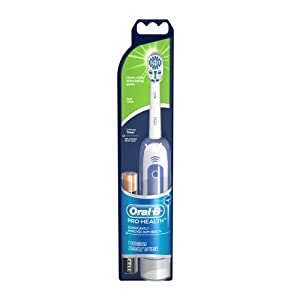 Oral-B Pro-Health Dual Clean Electric Toothbrush, 1 Count