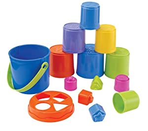 Kidoozie Nest & Stack Bucket