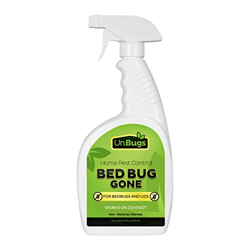 UnBugs Bed Bug Spray Killer