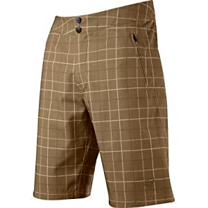 Fox Men's Combine Short, Dark Khaki, 36