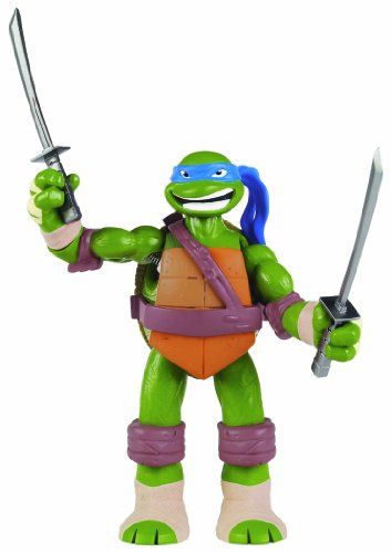 Teenage Mutant Ninja Turtles PowerSound FX Action Figure - Leonardo