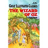 The Wizard of Oz (Great Illustrated Classics Baronet Books)
