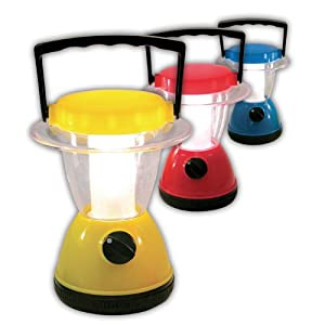 Battery Operated Lantern Set Of 3