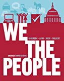 img - for We the People: An Introduction to American Politics (Shorter Ninth Edition (without policy chapters)) [Paperback] [without policy chapters] Shorter Ninth Edition (without policy chapters) Ed. Benjamin Ginsberg, Theodore J. Lowi, Margaret Weir, Caroline J. Tolbert book / textbook / text book