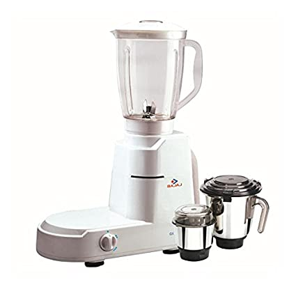 Bajaj GX-21 550W Juicer Mixer Grinder