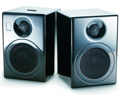 Sierra Sound IN Studio 5.0 Ins5B iPod Speaker Dock (Black)