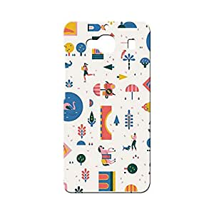 BLUEDIO Designer 3D Printed Back case cover for Xiaomi Redmi 2 / Redmi 2s / Redmi 2 Prime - G0632