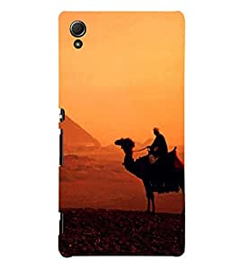 Ebby Premium Printed Mobile Back Case Cover With Full protection For Sony Xperia Z4 Mini / Sony Xperia Z4 Compact (Designer Case)