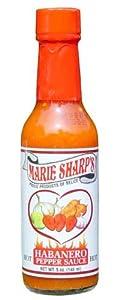 Marie Sharps Habanero Pepper Hot Sauce 5 Oz