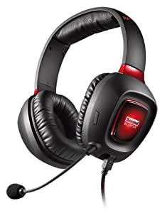 Creative Sound Blaster Tactic3D Rage Micro-casque Gaming USB Noir