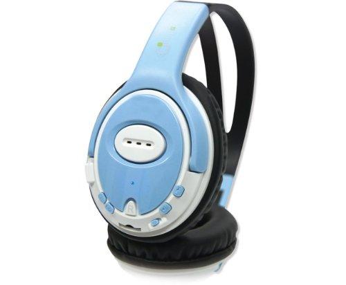 Conntek Tt04Bl 2-Tone Music Headset With Free 4G Micro Sd Card