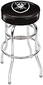NFL Oakland Raiders Bar Stool by Imperial