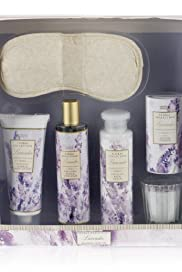 Floral Collection Lavender Sleep Set [T20-1939S-S]