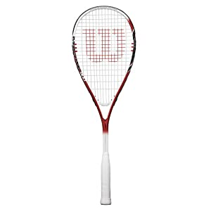 WILSON Impact Pro 900 Red Squash Racquet