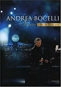 Vivere Live In Tuscany Dvdcd from Verve
