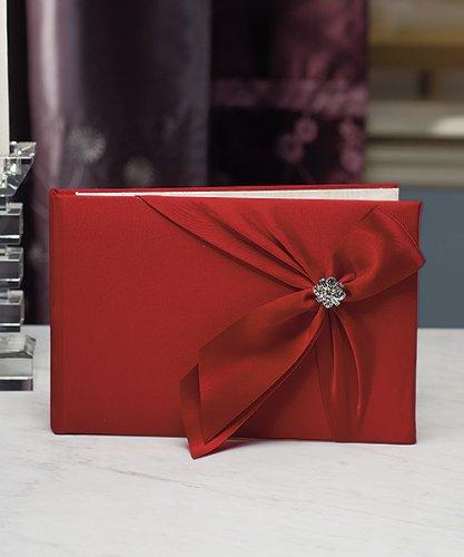 Black-Beverly-Clark-Monroe-Collection-Wedding-Guest-Book