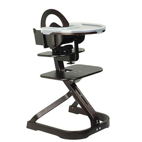 High Chair - Award Winning Svan Signet Complete High Chair With Removable Tray (Espresso)