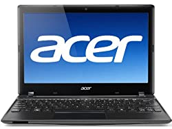 Acer Aspire One AO756-2464 11.6-Inch Netbook( Intel Celeron processor 877, 4GB, 320GB, Intel HD Graphics, Fast Ethernet)