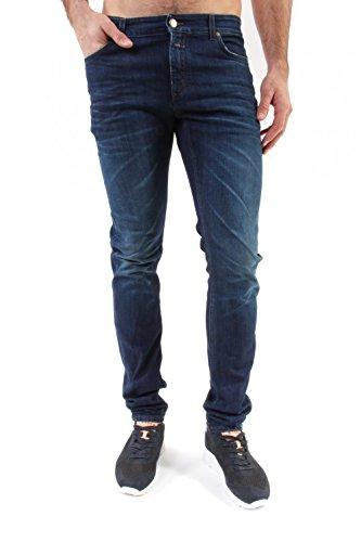 Closed -  Jeans  - Uomo Blu slavato 34