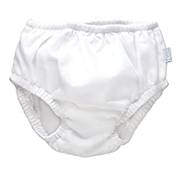 IPLAY SWIM DIAPER 21402 WHITE MEDIU