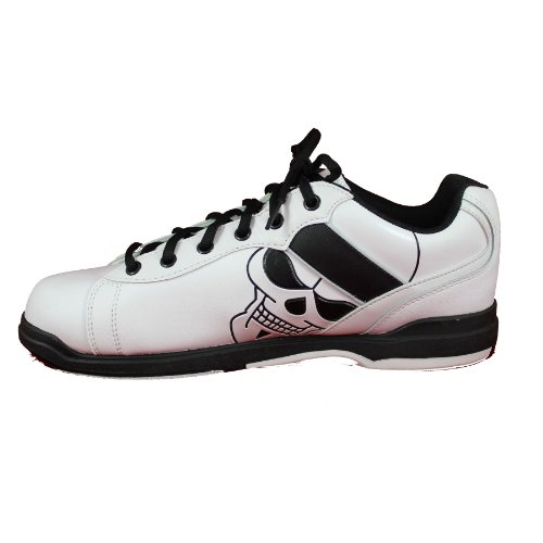 Etonic Mens Glo Skull Bowling Shoes