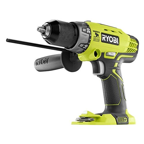 Factory Reconditioned Ryobi ZRP214 ONE+ 18-Volt 1/2 in. Cordless Hammer Drill (Tool Only - Battery and Charger NOT Included) (1 2 Hammer Drill Reconditioned compare prices)