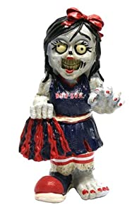 Boston Red Sox Zombie Cheerleader Figurine by Hall of Fame Memorabilia