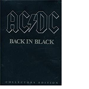 Back In Black (Limited Collector's Edition)