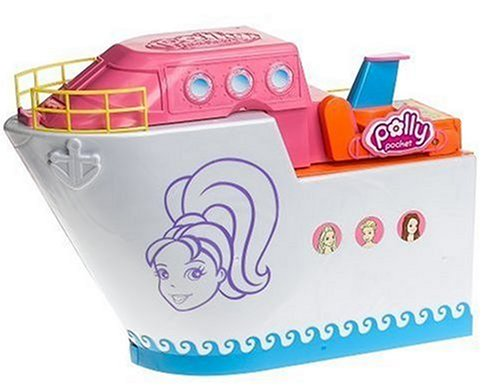 41z0oD3fB3L Buy  Polly Pocket Cruise Ship