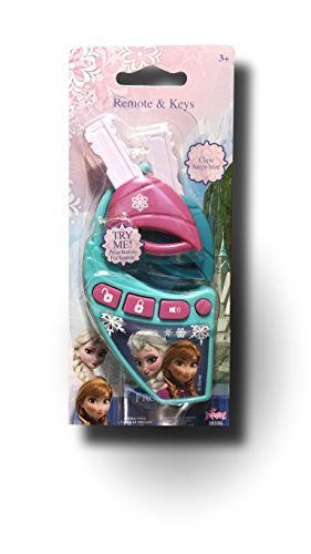 Frozen Toy Remote and Keys