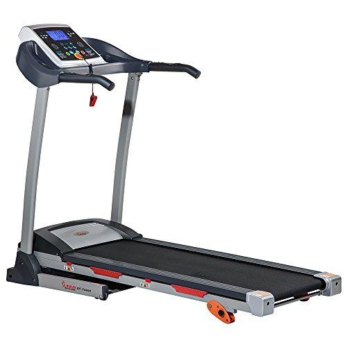 Golds Gym Treadmill 480 Manual: Sunny Health Fitness Treadmill Fold SF T4400 0 5 MPH Max