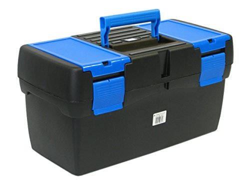 Tayg Toolbox 20 Inch 500 x 258 x 255 mm, black/blue, 115554 by TAYG (Tayg Toolbox compare prices)