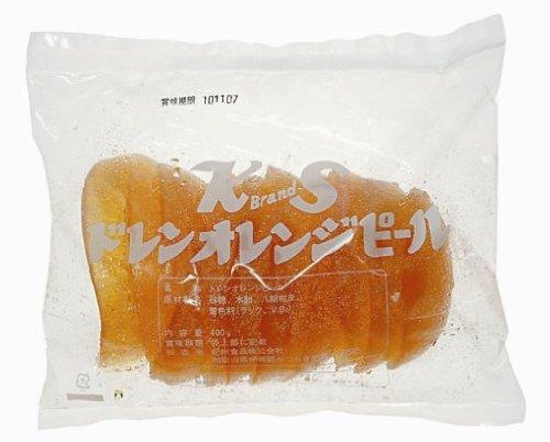 ギャバン オレンジピール 400g袋