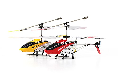 Syma S107 Helicopter Bundle Gift Set - 2 X Syma S107G
