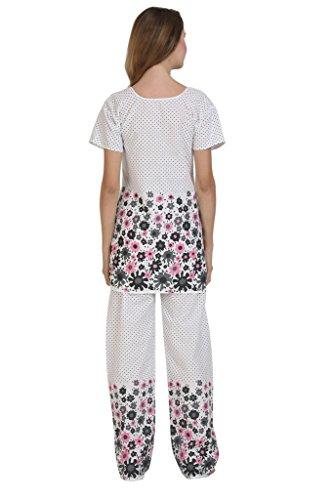 a64a24d308 57% OFF on Miavii Women's Printed Cotton Night Suit -Combo of 2 on Amazon |  PaisaWapas.com