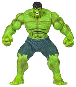 Amazon.com: Incredible Hulk Smashin Stompin Hulk Electronic Figure