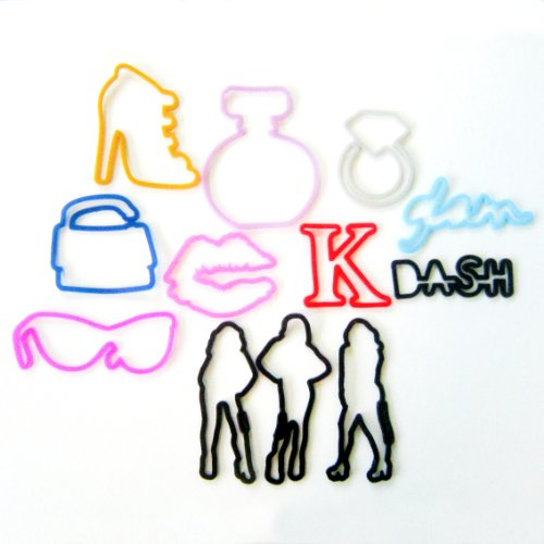KARDASHIAN GLAM 24-Pack Licensed Silly Bandz!!! - 1