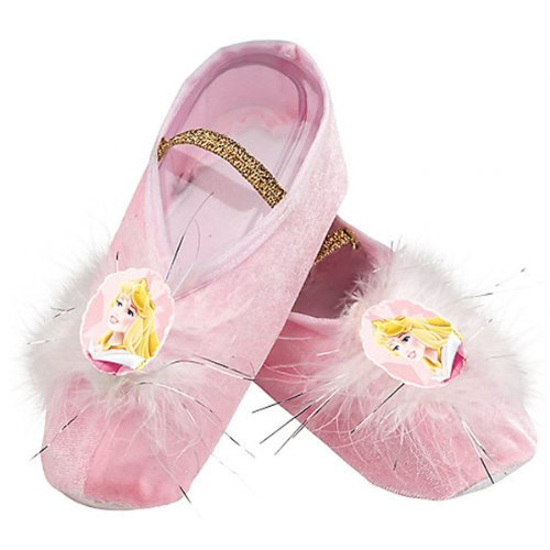 Aurora Ballet Slippers Costume Accessory front-843172