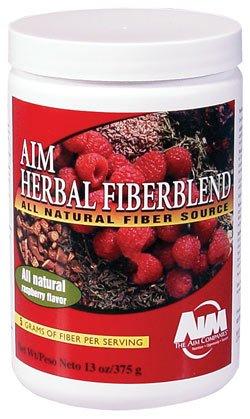 Herbal Fiberblend-Raspberry (375G) Brand: Aim
